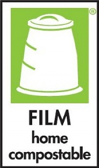 Logo home compostable AfOR